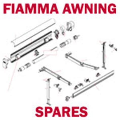 Awning Spares by Fiamma Spares And Parts Outdoor Bits