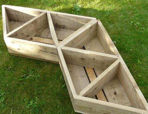 Large Herb Planters by 2 X Large Herb Flower Planters For Balcony Patio Borders Terrace Garden