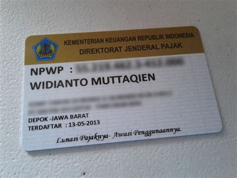 buat npwp online depok susahkah membuat npwp just daily life