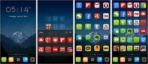 go launcher ex theme apk screenshots of go launcher ex ui5 0 theme