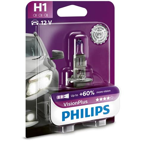Kfz Versicherung 60 Ps by Philips Visionplus 60 H1 Gl 252 Hle 1 St 252 Ck Die Auto Welt
