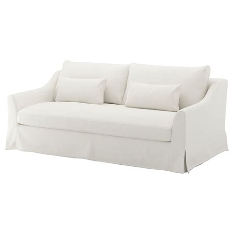 white ikea 3 seater sofa ikea 3 seater sofa nockeby 3 seat sofa with chaise longue