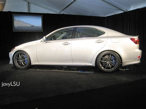 2007 lexus is250 accessories lexus announces f sport line of accessories for 2is