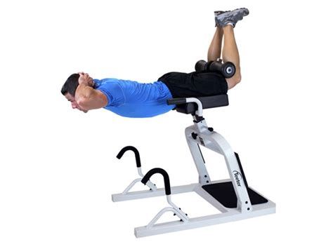 bent knee inversion table commercial dex inversion table white