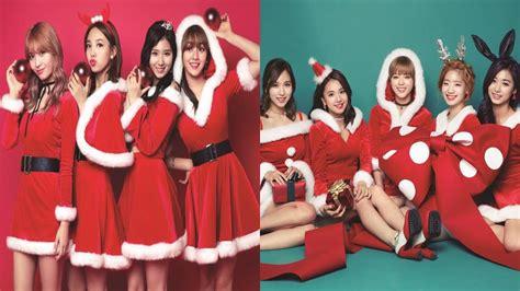 twice christmas twice christmas edition behind film 산타요정 변신 트와이스 tt