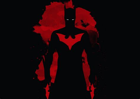 red batman wallpaper gallery