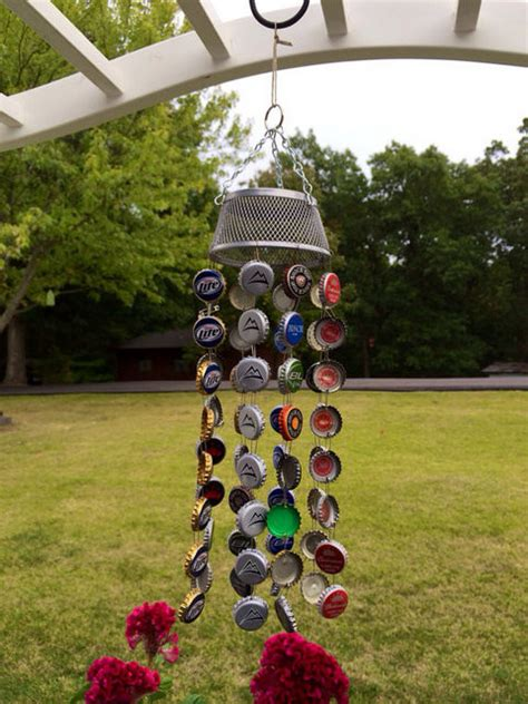 cool      bottle caps   throwing