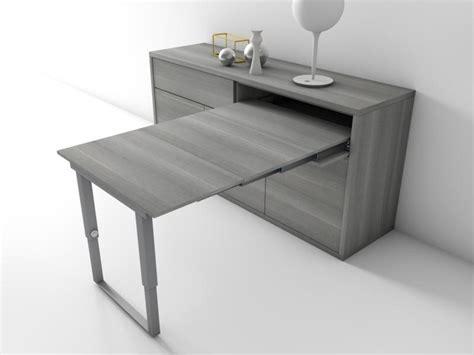 tavolo scomparsa tavolo allungabile modello bluma a cassetto estraibile a