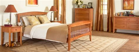 the light wood stain on this stickley bedroom set and craftsman furniture an investment you can appreciate