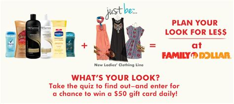 Win 100 Dollars Instantly - family dollar instant win game win a 50 00 gift card 32 winners