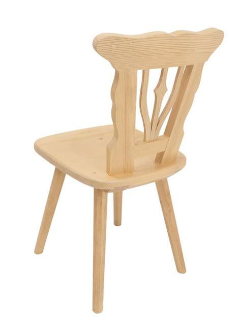 stuhl landhausstil stuhl tirol esszimmerstuhl im landhausstil fichte massiv