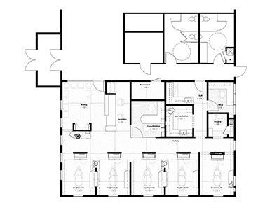 orthodontic office design floor plan 304 best images about orthodontic office design on