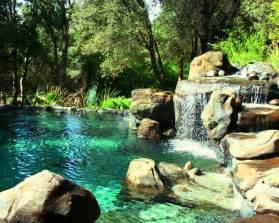 Natural Pool by Natural Pool On Pinterest Natural Swimming Pools