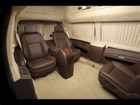 Chevy Express Interior by 2011 Depp Auto Tuning Chevrolet Express Platinum