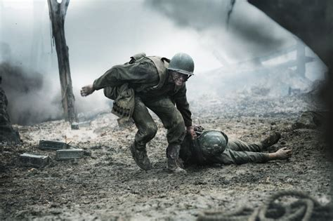 hacksaw ridge hacksaw ridge mixes melodrama with brutality