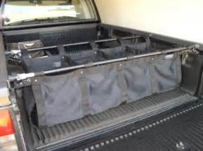 Decked Truck Bed Storage Truck Bed Organizers For Pickup Trucks
