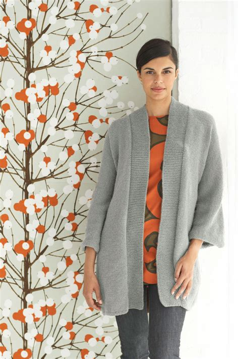 coat pattern ease tilly coat in lion brand wool ease 90201ad knitting