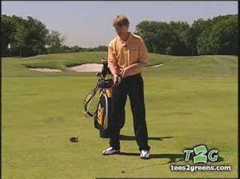 youtube golf swing instruction golf instruction swing tip how to stop blocking the