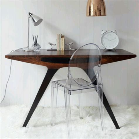 Chair Desk Design Ideas 43 Cool Creative Desk Designs Digsdigs