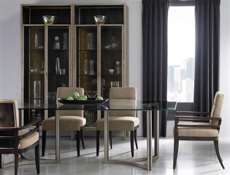 Schnadig Dining Room Furniture schnadig modern artisan formal dining room group