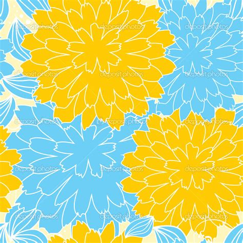 yellow pattern designs 9 best photos of yellow floral pattern yellow floral