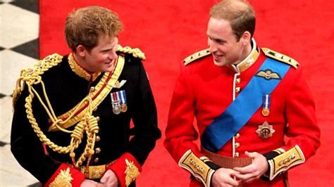 Prince William to Be Prince Harry's Best Man at Royal