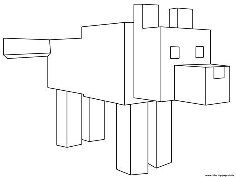 minecraft coloring pages tnt minecraft wolf coloring pages minecraft tnt coloring page