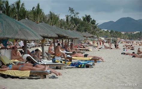 russian beaches china russia co op in tourism substantially progress
