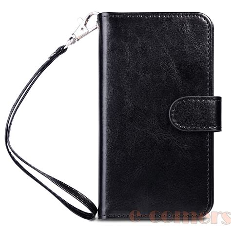 Wallet Luxury Pu Leather Syntetic With Card Slot For Samsung S7 luxury magnetic 9 card slot pu leather wallet cover for galaxy s7 s7 edge ebay