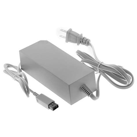 Adaptor Nintendo Wii tzou ac power adapter for nintendo wii console in the uae see prices reviews and