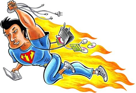 superman it what does managed it services to you allcore s