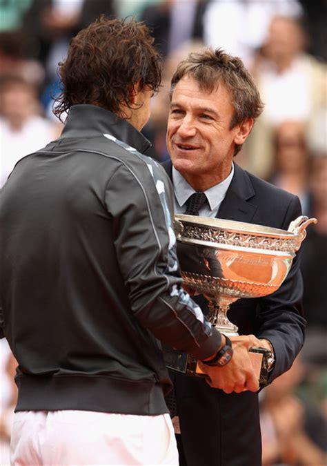 Mats Vilander O Djokovicu by Rafael Nadal And Mats Wilander Photos Photos 2012
