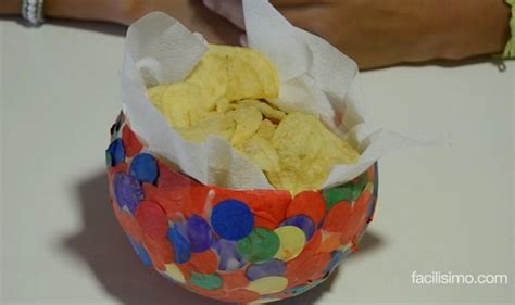 como decorar globos rellenos de harina cuencos globo facilisimo
