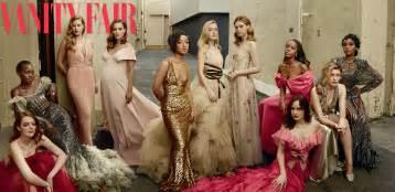 Blackwomenrock on vanity fair s hollywood cover