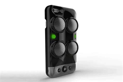 Speker Speaker Iphone 6 Plus the impulse speaker for iphone 6 6 plus gadgetsin