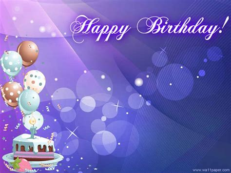 Birthday wallpaper and background image 1440x1080 id 472584