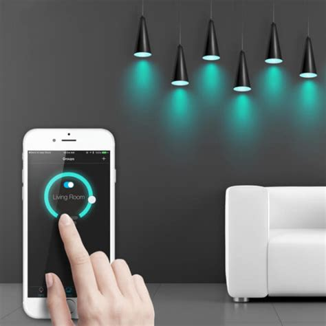 iluv launches wi fi enabled rainbow8 bulb with support for