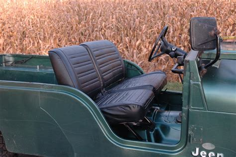 jeep cj front bench seat the florida jeepers offroad association cj front bench seat
