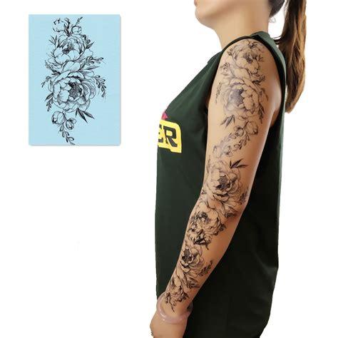 henna tattoos amazon dalin 4 sheets temporary tattoos for