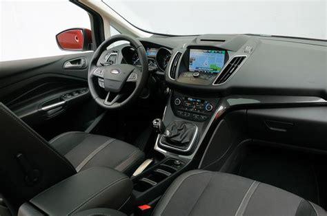 ford c max interni prova ford c max scheda tecnica opinioni e dimensioni 1 5