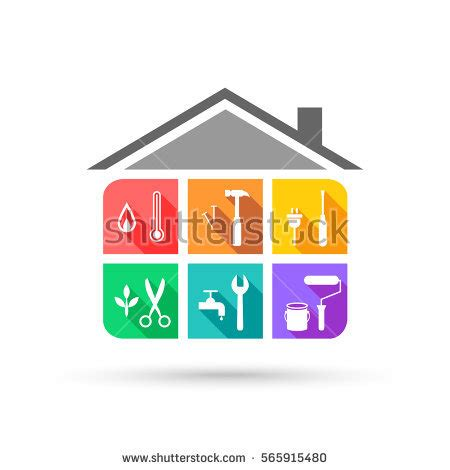 home facilities management maintenance services stock images royalty free images