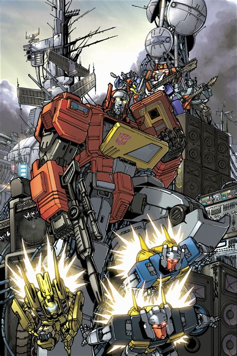 transformers painting blaster cover colors by markerguru on deviantart