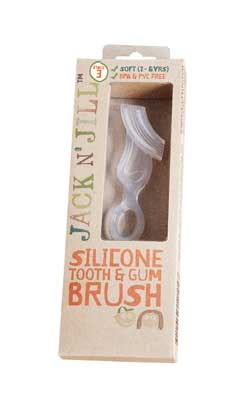 N Silicone Tooth Gum Brush Stage 3 Sikat Gigi Anak n silicone tooth gum brush stage 3 2 5
