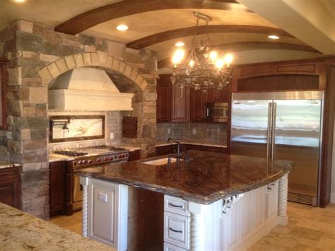 tuscan kitchen ideas simple small tuscan kitchen designs and ideas