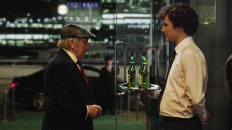 heineken commercial hero actress formula one legend sir jackie stewart doesn t drink