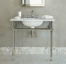 Chrome Bathroom Vanity Legs » Home Design 2017