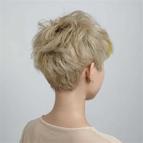 how to style the back of shag short hair pixie cut back shaggy pixie cuts and shaggy pixie on
