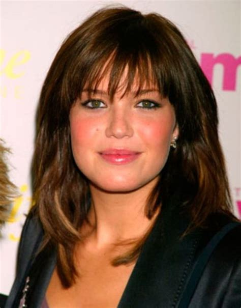 over 40 bangs or no bangs hairstylegalleries com haircuts bangs and layers over 50 celebrities rocking
