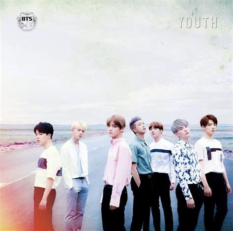 bts full album info bts 2nd japanese album youth 160725