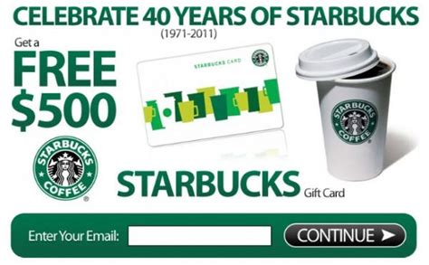 Starbucks Online Gift Card - starbucks is not giving away free gift cards online seattle s big blog